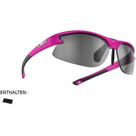Bliz Motion Okulary Smallface, shiny pink